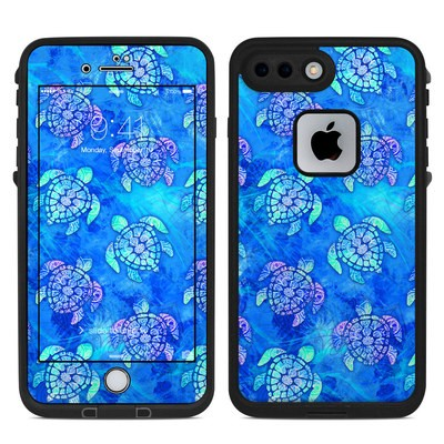 Lifeproof iPhone 7 Plus Fre Case Skin - Mother Earth