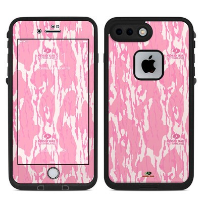 Lifeproof iPhone 7 Plus Fre Case Skin - New Bottomland Pink