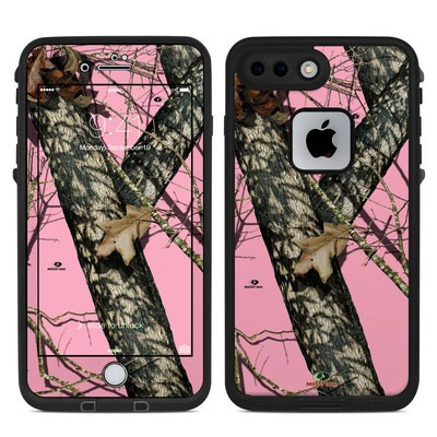 Lifeproof iPhone 7 Plus Fre Case Skin - Break-Up Pink