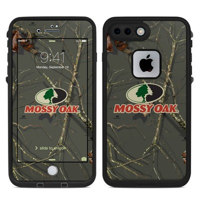 Lifeproof iPhone 7-8 Plus Fre Case Skin - Break-Up Lifestyles Evergreen