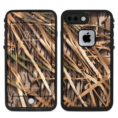 Lifeproof iPhone 7-8 Plus Fre Case Skin - Shadow Grass