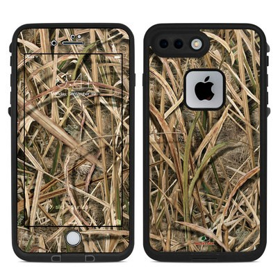 Lifeproof iPhone 7 Plus Fre Case Skin - Shadow Grass Blades
