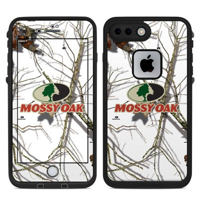 Lifeproof iPhone 7 Plus Fre Case Skin - Break-Up Lifestyles Snow Drift