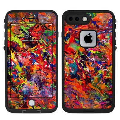 Lifeproof iPhone 7-8 Plus Fre Case Skin - Maintaining Sanity