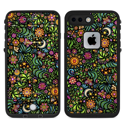 Lifeproof iPhone 7 Plus Fre Case Skin - Nature Ditzy