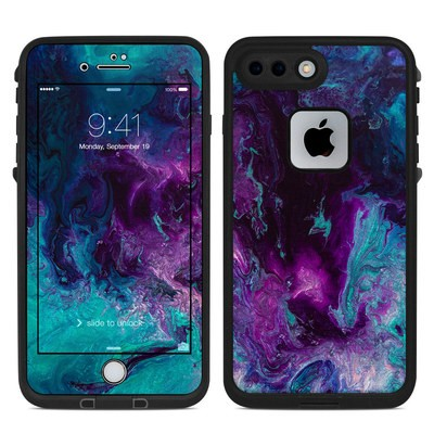 Lifeproof iPhone 7-8 Plus Fre Case Skin - Nebulosity