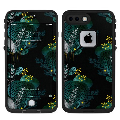 Lifeproof iPhone 7 Plus Fre Case Skin - Night Seaflower