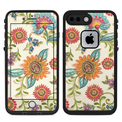 Lifeproof iPhone 7-8 Plus Fre Case Skin - Olivia's Garden