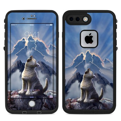 Lifeproof iPhone 7-8 Plus Fre Case Skin - Leader of the Pack