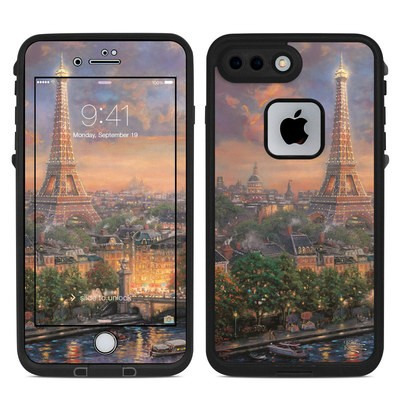 Lifeproof iPhone 7-8 Plus Fre Case Skin - Paris City of Love