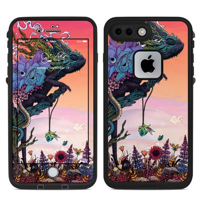 Lifeproof iPhone 7-8 Plus Fre Case Skin - Phantasmagoria