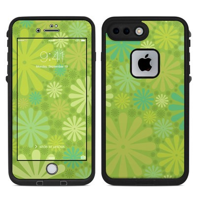 Lifeproof iPhone 7 Plus Fre Case Skin - Lime Punch