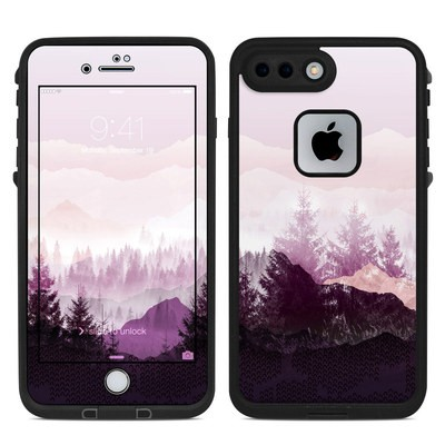 Lifeproof iPhone 7-8 Plus Fre Case Skin - Purple Horizon