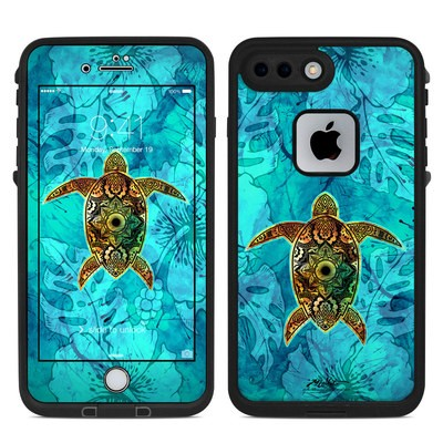Lifeproof iPhone 7 Plus Fre Case Skin - Sacred Honu
