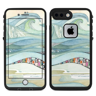 Lifeproof iPhone 7-8 Plus Fre Case Skin - Sea of Love