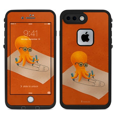 Lifeproof iPhone 7 Plus Fre Case Skin - Selfie