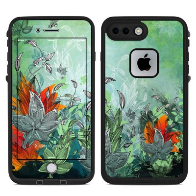 Lifeproof iPhone 7-8 Plus Fre Case Skin - Sea Flora
