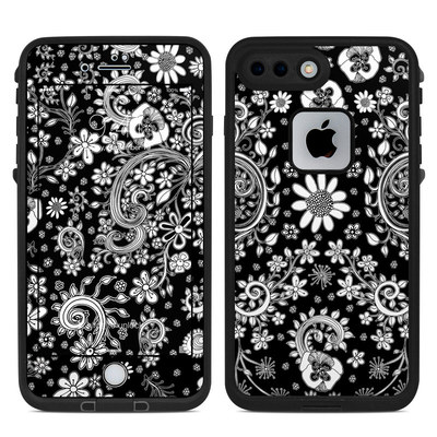 Lifeproof iPhone 7 Plus Fre Case Skin - Shaded Daisy