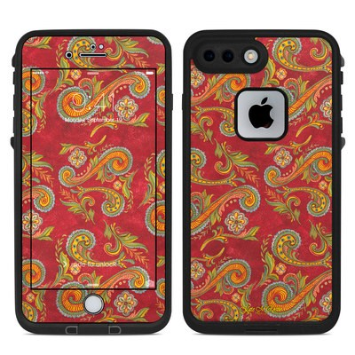 Lifeproof iPhone 7 Plus Fre Case Skin - Shades of Fall