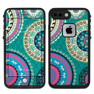 Lifeproof iPhone 7 Plus Fre Case Skin - Silk Road