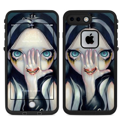 Lifeproof iPhone 7 Plus Fre Case Skin - Speak No Evil