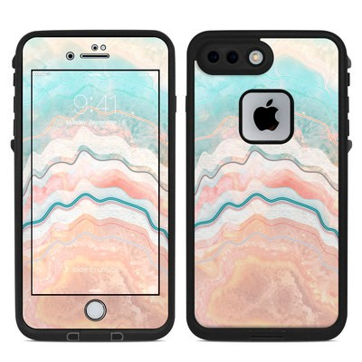 Lifeproof iPhone 7-8 Plus Fre Case Skin - Spring Oyster