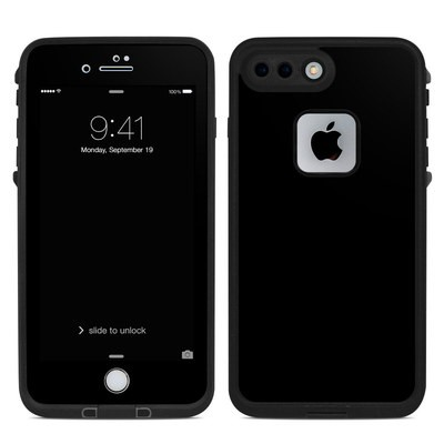 Lifeproof iPhone 7 Plus Fre Case Skin - Solid State Black