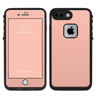Lifeproof iPhone 7 Plus Fre Case Skin - Solid State Peach