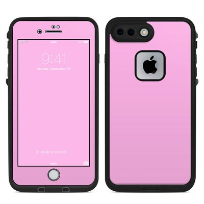 Lifeproof iPhone 7 Plus Fre Case Skin - Solid State Pink