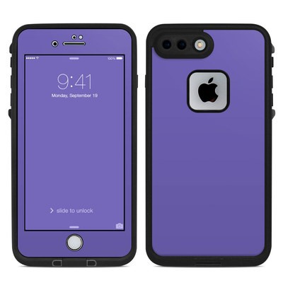 Lifeproof iPhone 7-8 Plus Fre Case Skin - Solid State Purple