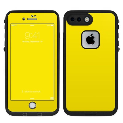 Lifeproof iPhone 7 Plus Fre Case Skin - Solid State Yellow