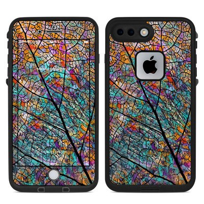 Lifeproof iPhone 7 Plus Fre Case Skin - Stained Aspen