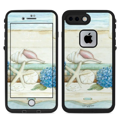 Lifeproof iPhone 7-8 Plus Fre Case Skin - Stories of the Sea
