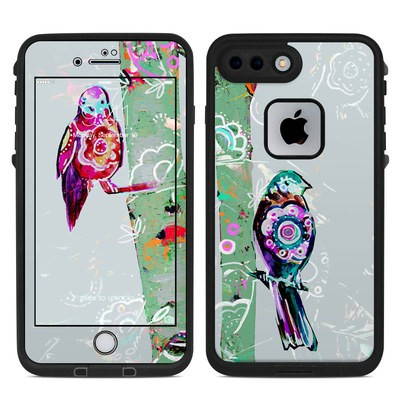Lifeproof iPhone 7-8 Plus Fre Case Skin - Summer Birch