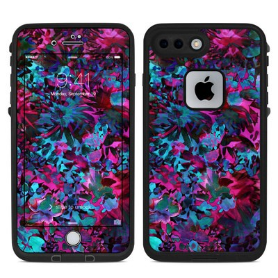 Lifeproof iPhone 7-8 Plus Fre Case Skin - Summer Tropics