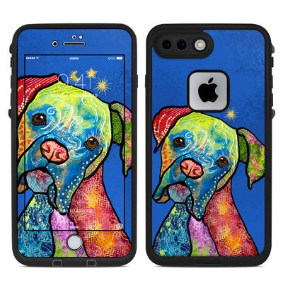 Lifeproof iPhone 7 Plus Fre Case Skin - Sun Moon Stars