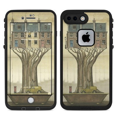Lifeproof iPhone 7 Plus Fre Case Skin - Terraced Houses