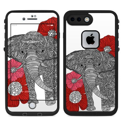 Lifeproof iPhone 7 Plus Fre Case Skin - The Elephant