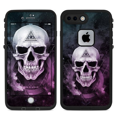 Lifeproof iPhone 7-8 Plus Fre Case Skin - The Void