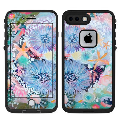 Lifeproof iPhone 7-8 Plus Fre Case Skin - Tidepool