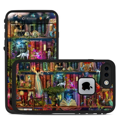 Lifeproof iPhone 7 Plus Fre Case Skin - Treasure Hunt