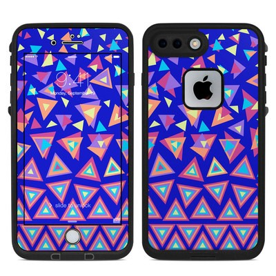 Lifeproof iPhone 7-8 Plus Fre Case Skin - Triangle Dance