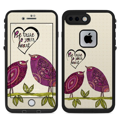 Lifeproof iPhone 7 Plus Fre Case Skin - True Birds