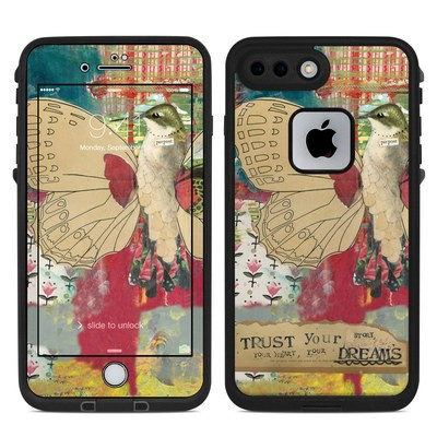 Lifeproof iPhone 7 Plus Fre Case Skin - Trust Your Dreams