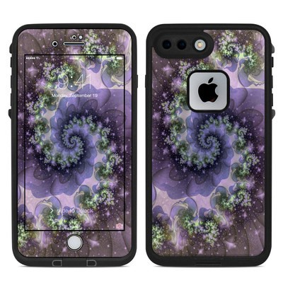 Lifeproof iPhone 7 Plus Fre Case Skin - Turbulent Dreams