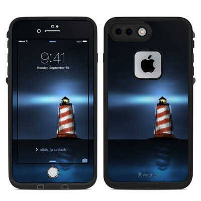 Lifeproof iPhone 7-8 Plus Fre Case Skin - Two And The Lighthouse