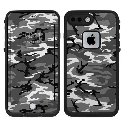 Lifeproof iPhone 7-8 Plus Fre Case Skin - Urban Camo