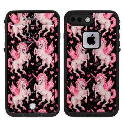 Lifeproof iPhone 7-8 Plus Fre Case Skin - Unicorn Pegasus