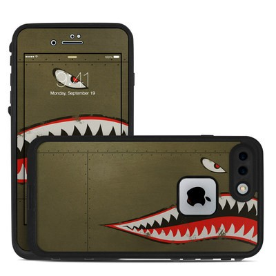 Lifeproof iPhone 7-8 Plus Fre Case Skin - USAF Shark