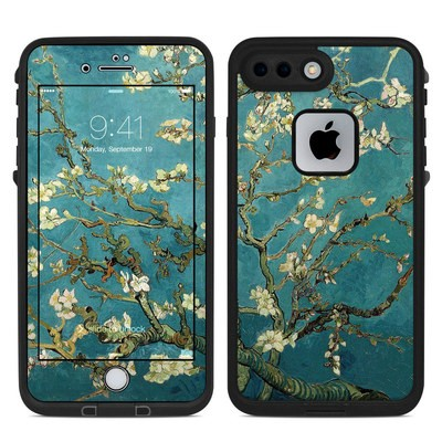 Lifeproof iPhone 7 Plus Fre Case Skin - Blossoming Almond Tree